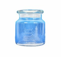 16oz Light House 'Sanibel Island' Glass Jar