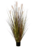 "60"" Potted Artificial Pampas Grass"