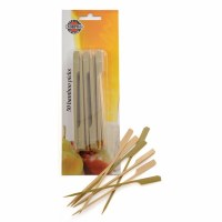 """50 ct. Package of 6"""" Bamboo Picks"""