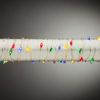 "60"" Multicolor 30 LED Twinkling Lights String"
