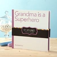Grandma Is A Superhero Story Lines Book