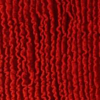 "70"" x 50"" Red Charlotte Afghan"