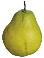 "5"" Green Artificial Pear"