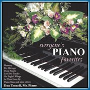 Everyone's Piano Favorites Instrumentals CD