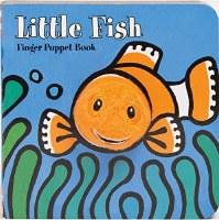 Little Fish Finger Puppet Board Book