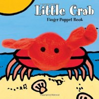 Little Crab Finger Puppet Board Book