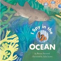 I Spy In The Ocean Book