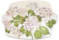 "10"" x 13 Hydrangea Blossom Dresser Tray"