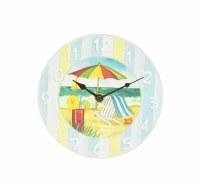 """7"""" Round No Worries Clock"""