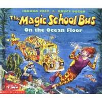 The Magic School Bus: On The Ocean Floor Book