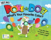 What's Your Favorite Color? Poke-a-Dot Book