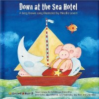 Down At The Sea Hotel Book and CD Set