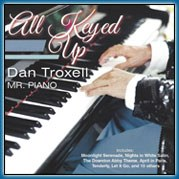 All Keyed Up Piano Instrumentals CD