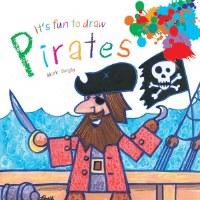 It's Fun to Draw Pirates Book
