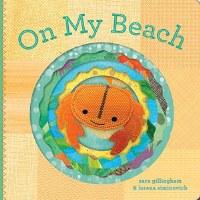 On My Beach Finger Puppet Book