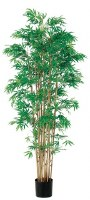 """72"""" Potted Green Artificial Japonica Bamboo Tree"""