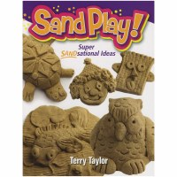 Sand Play! Sand Sculpting Activity Book