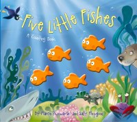Five Little Fishes Counting Book