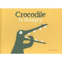Crocodile is Hungry Book