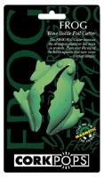 """7"""" Green Frog Magnetic Foil Cutter"""