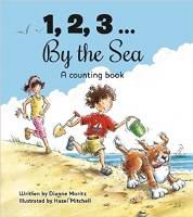 A Counting Book 1, 2, 3... By The Sea