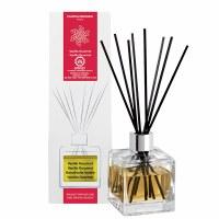 125 mL Vanilla Gourmet Fragrance Stick Glass Cube Diffuser Kit