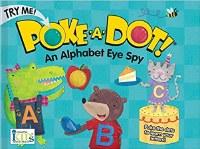 An Alphabet Eye Spy, Poke A Dot Book