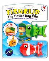 """3"""" Set of 2 Fish Clips"""