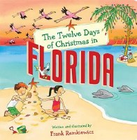 The Twelve Days of Christmas in Florida Children's Book