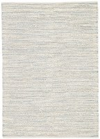 8' x 5' Off White With Blue Himalaya Rug