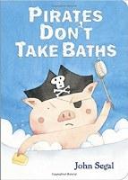 Pirate Don't Take Baths Book