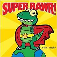 Super Rawr Book