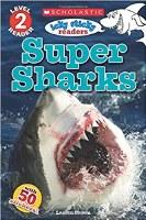 Icky Sticky Super Sharks Book