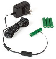 """118"""" AAA Battery Replacement Power Cord"""