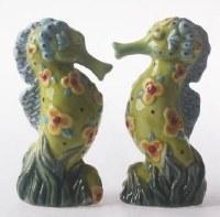 from Blue Sky Ceramics BLUE OCTOPUS Salt /& Pepper Shaker Set