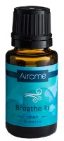 15 ml. Breathe in Airome Aromatherapy Essential Oil