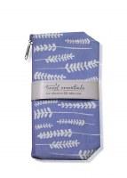 """8"""" Purple Lavender Travel Essentials Bag"""