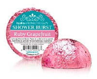 Aromatherapy Ruby Grapefruit Shower Burst