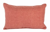 "12"" x 19"" Lipstick Red Bremlane Pillow"