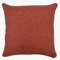 """17"""" Square Lipstick Bremlane Pillow"""