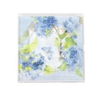 3mm Clear Acrylic Napkin Coaster