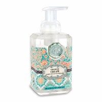 18 fl. oz. Orange Cream Foaming Hand Soap