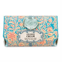 8.7 oz. Large Orange Cream Bath Soap Bar