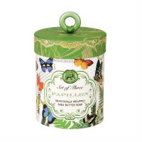 Box of 3 Papillon Soap Set