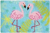 1 ft. 9 in. x 2 ft. 9 in. Flamingo Friends Rug
