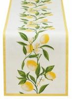 """72"""" x 14"""" Lemon Bliss Table Runner"""