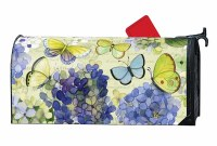 "20"" x 18"" Hydrangea Beauties Mailbox Cover"