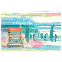"20"" x 30"" Beach Days Cushion Mat"