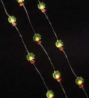 10 ft. LED Palm Tree Light String