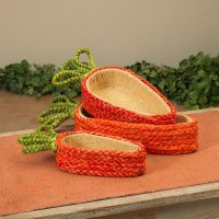 Small Carrot Basket